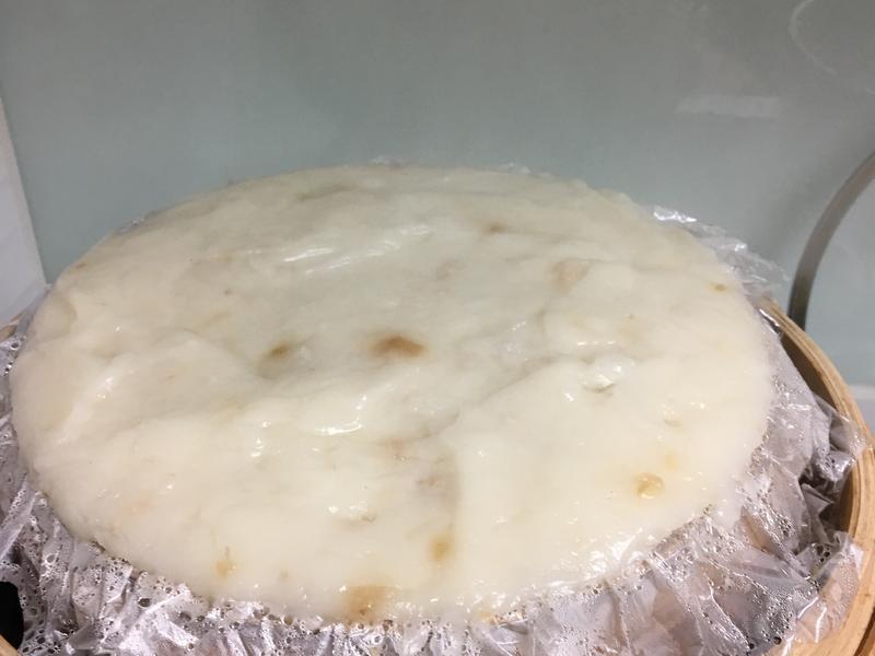 油蔥蘿蔔糕