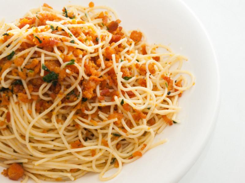 【吉刻美食】頂級烏魚子義大利麵