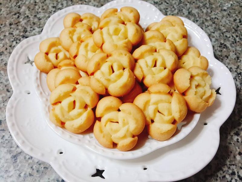奶油乳酪奶酥餅乾