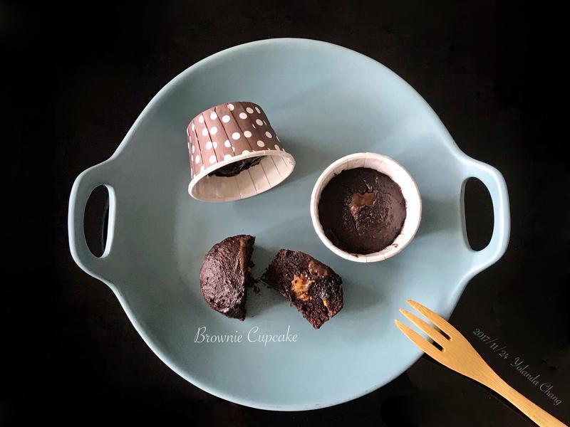 圈媽低醣花生熔岩巧克力布朗尼(生酮無粉)