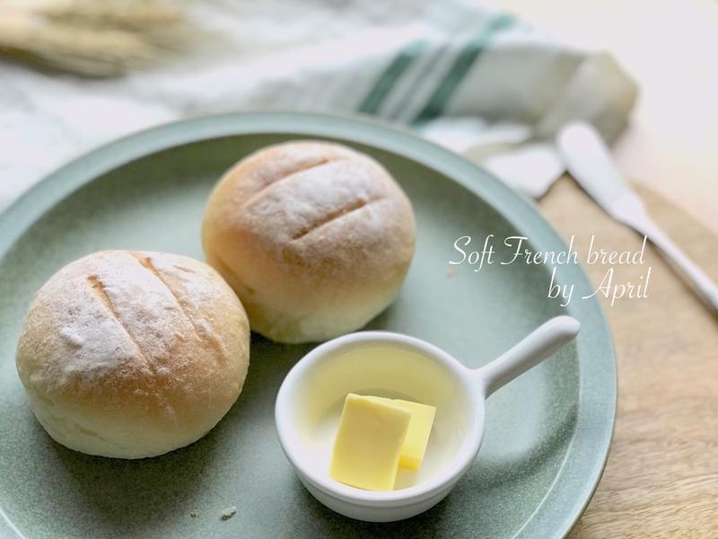 湯種軟法麵包