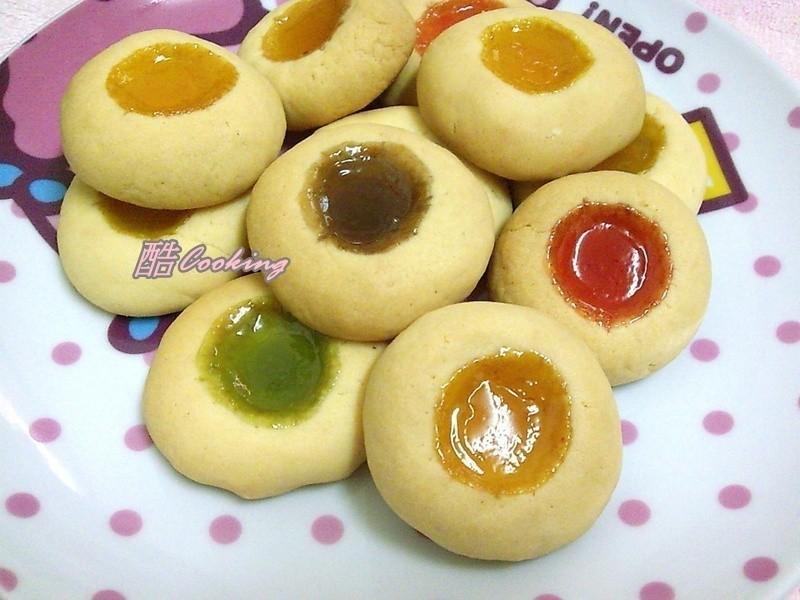 酷Cooking❤彩色寶石餅乾