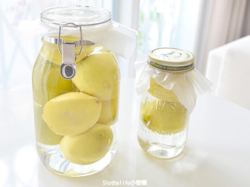 鹹檸檬-感冒咳嗽古方