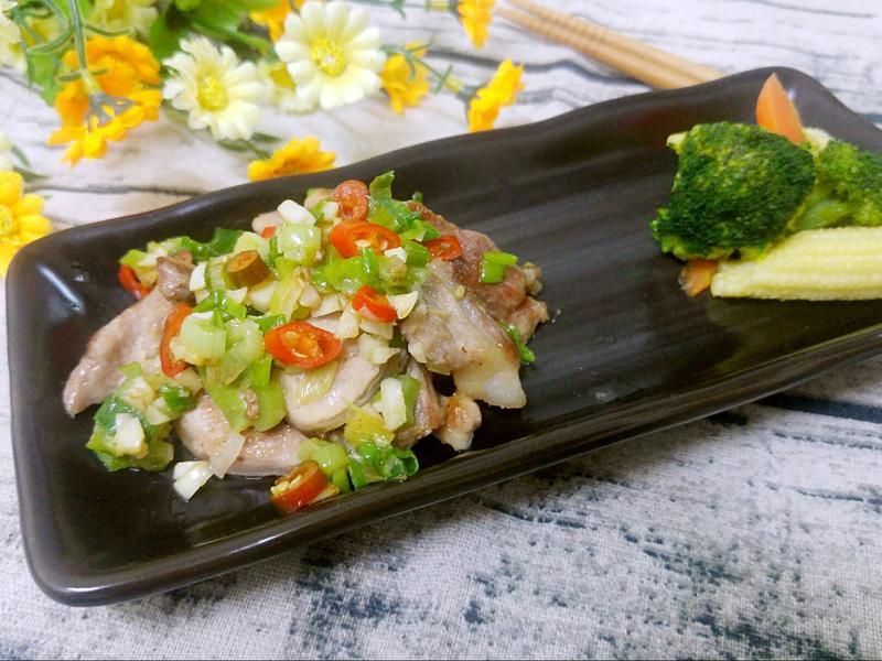 椒鹽香豬【台糖安心豚-腰內肉】