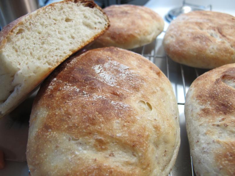思思手作系 家用小烤箱紅藜鄉村麵包