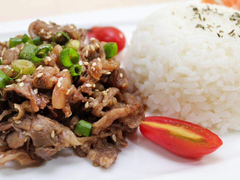 【厚生廚房】薑汁燒肉飯