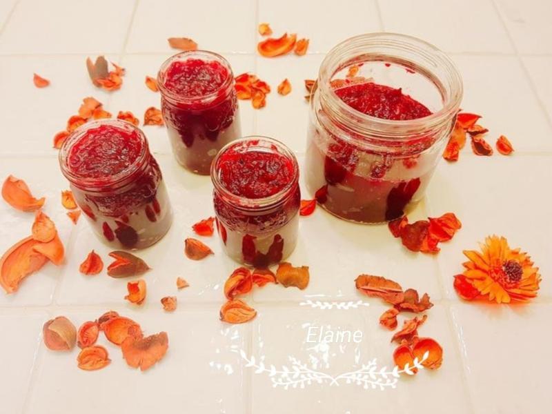 蔓越莓果醬