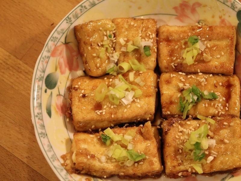 ★派媽廚房★照燒豆腐