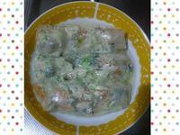 越式蔬食捲