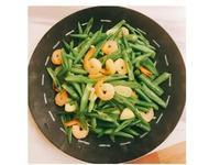 四季豆鮮蝦仁
