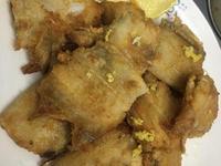 香煎白帶魚(附上完整處理魚過程)