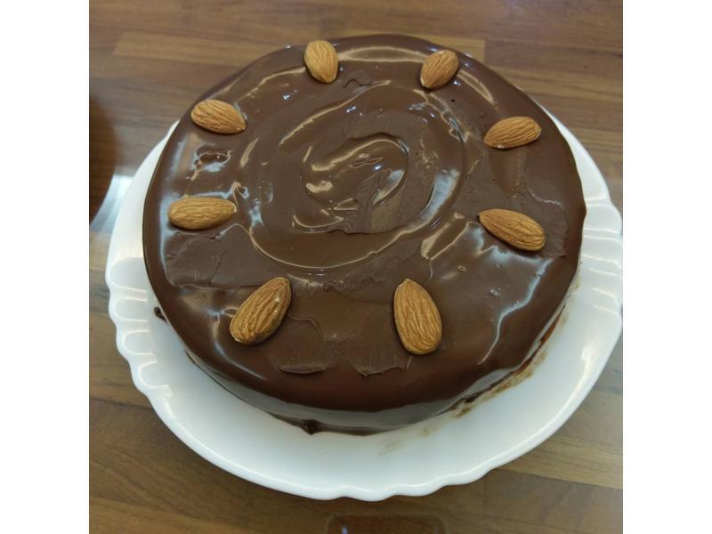 生巧克力乳酪蛋糕