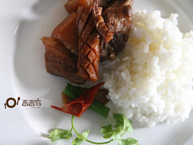 下飯好菜--魷魚燒魯肉by戀戀家