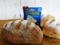 簡易歐式起士麵包
