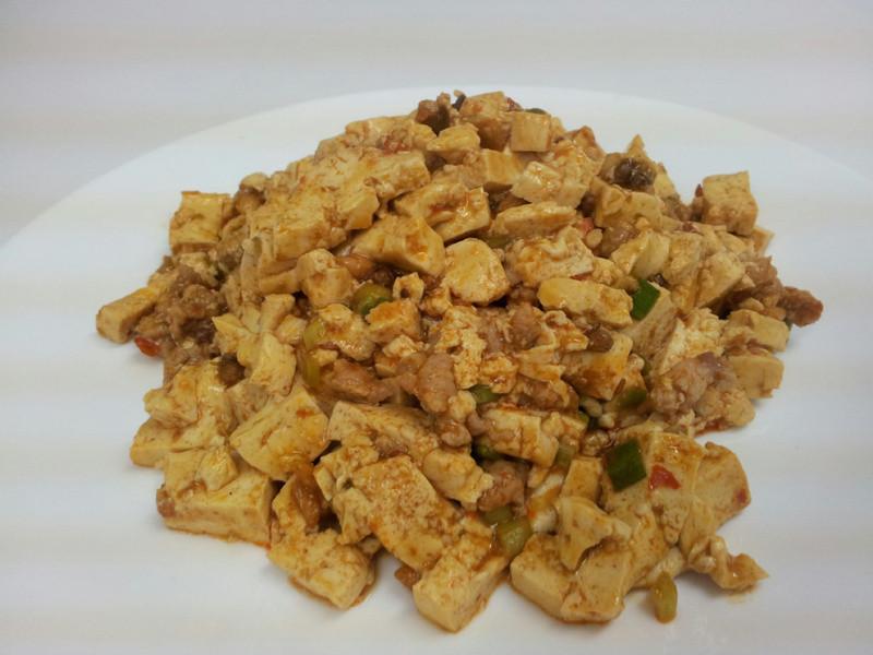 AMC健康烹飪~麻婆豆腐