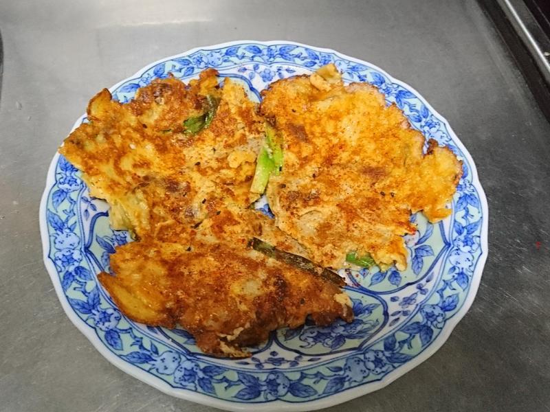 韓式泡菜豬肉煎餅