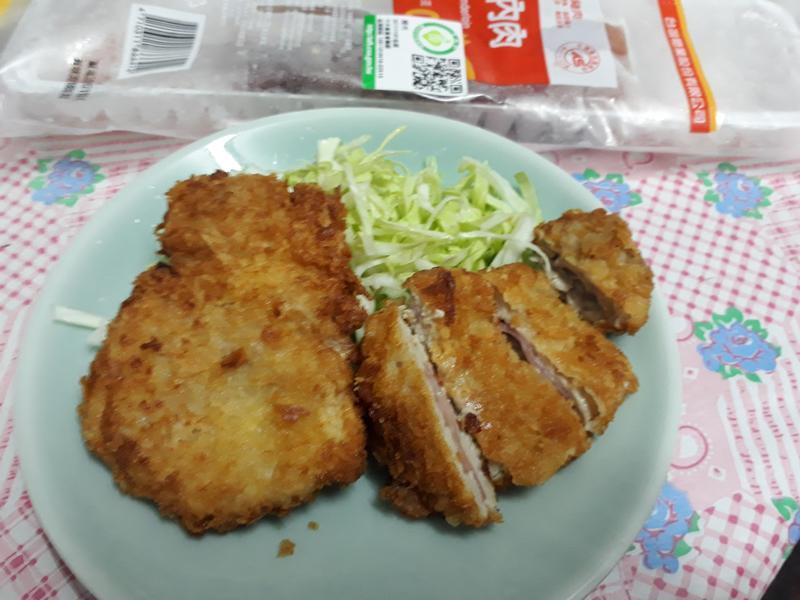 藍帶豬排【台糖安心豚腰內肉】