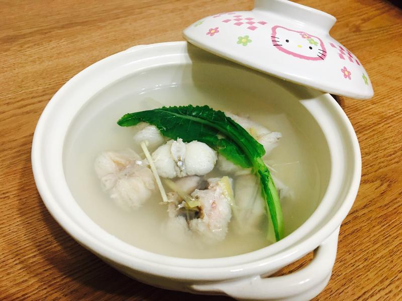 安康鮮魚湯