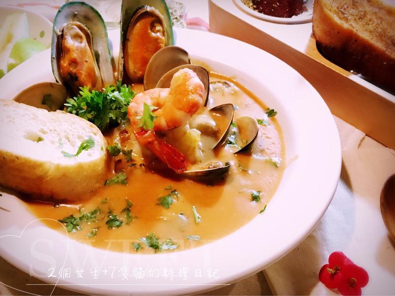 基礎高湯-蕃茄鮮魚高湯