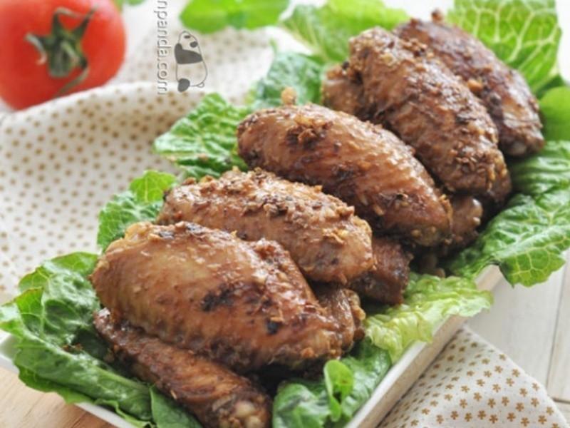 [肥丁食譜]  越式香茅雞翅