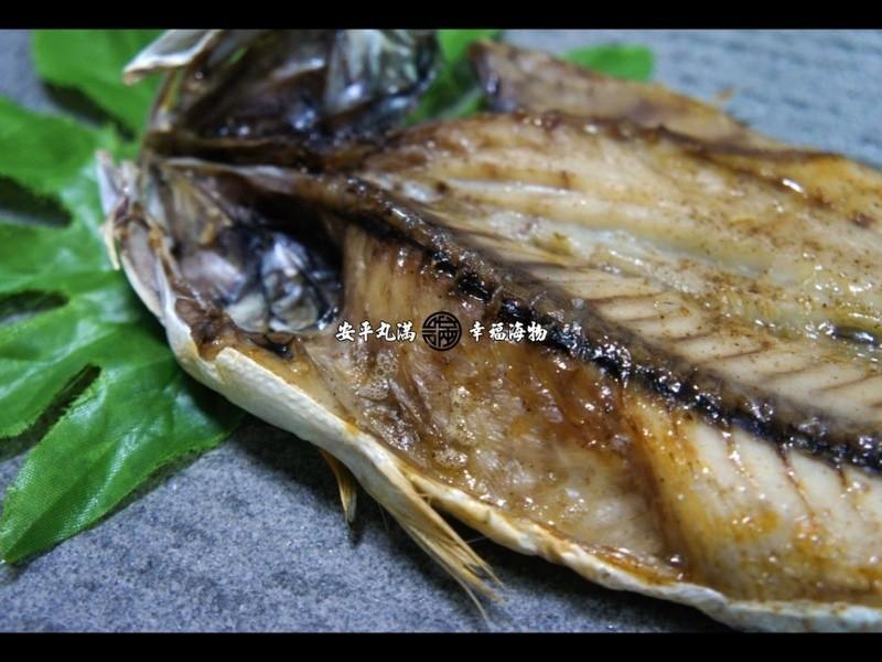 【幸福海物】夏日陽光午仔魚半日干