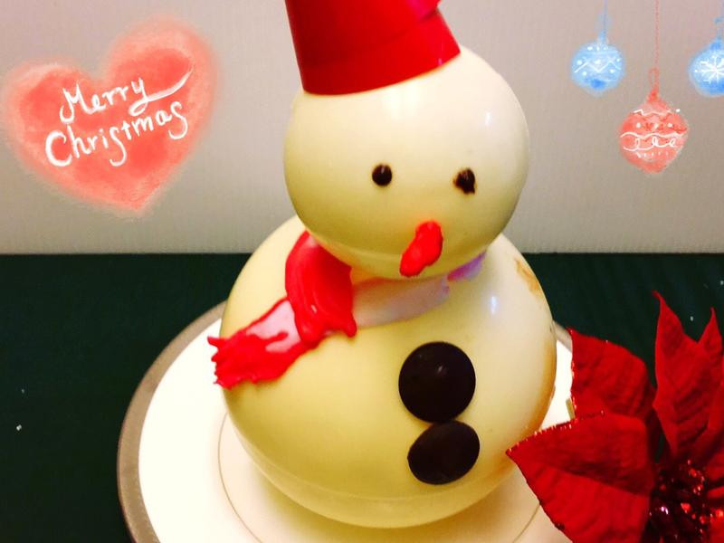 Christmas Ball聖誕巧克力球