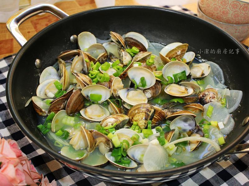 韓式蛤蜊湯