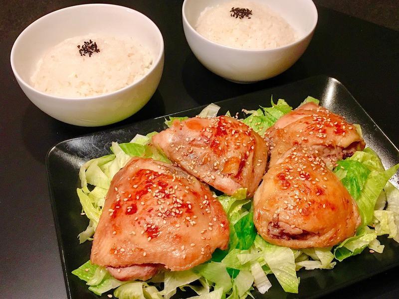 日式照燒雞腿排~