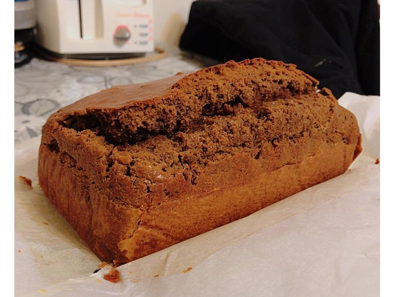 咖啡磅蛋糕☕️
