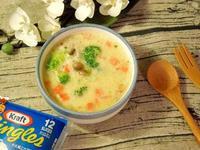 蔬菜起司濃湯
