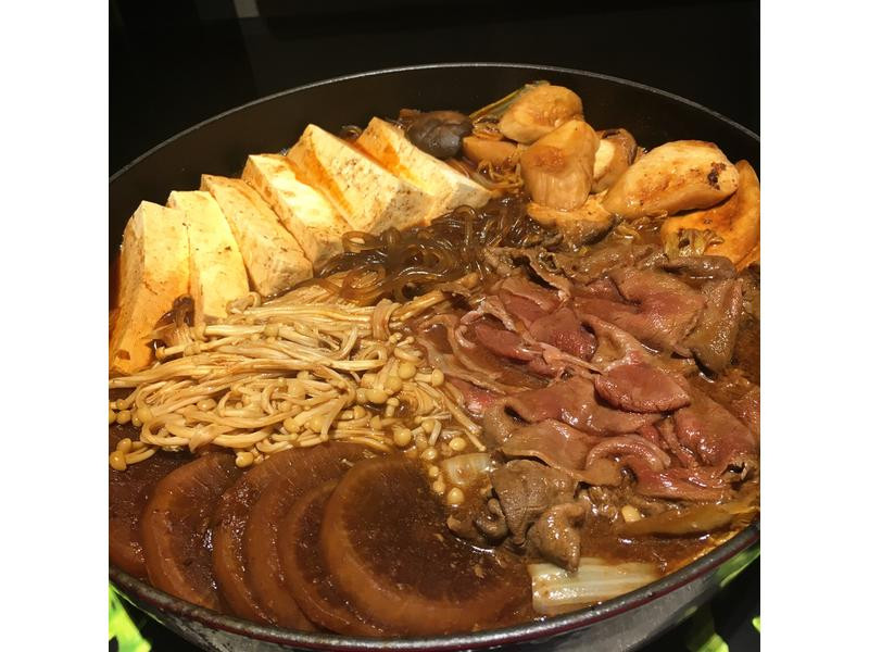 韓式大醬鍋