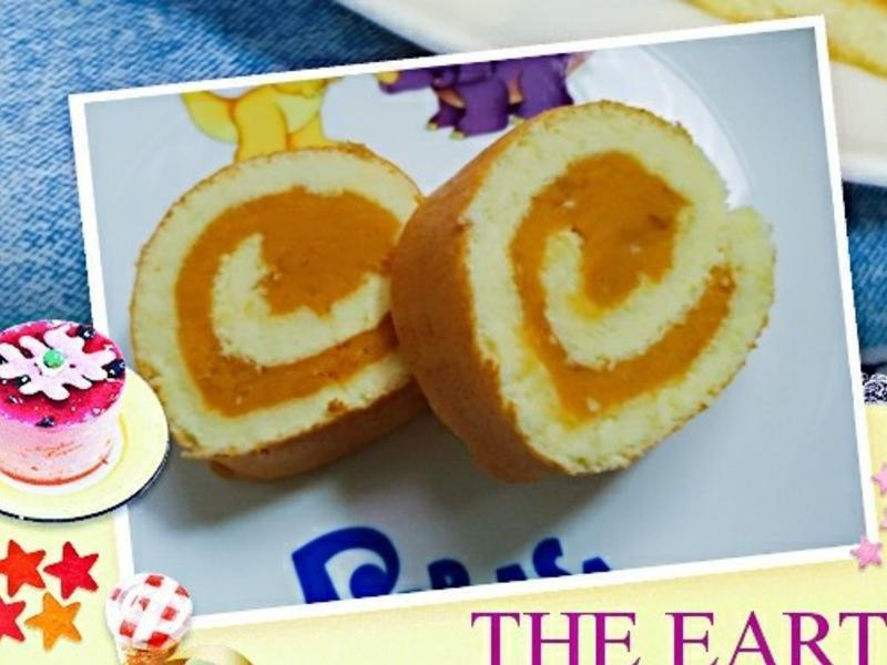 低糖地瓜蛋糕卷