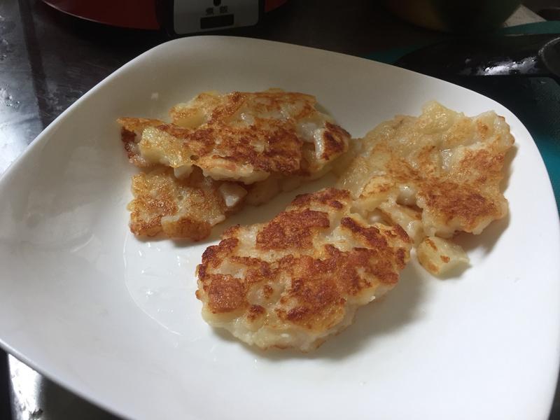 假日早餐首選:放肆香煎薯餅