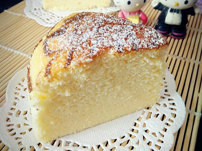 如何切出漂亮的轻乳酪蛋糕/芝士蛋糕