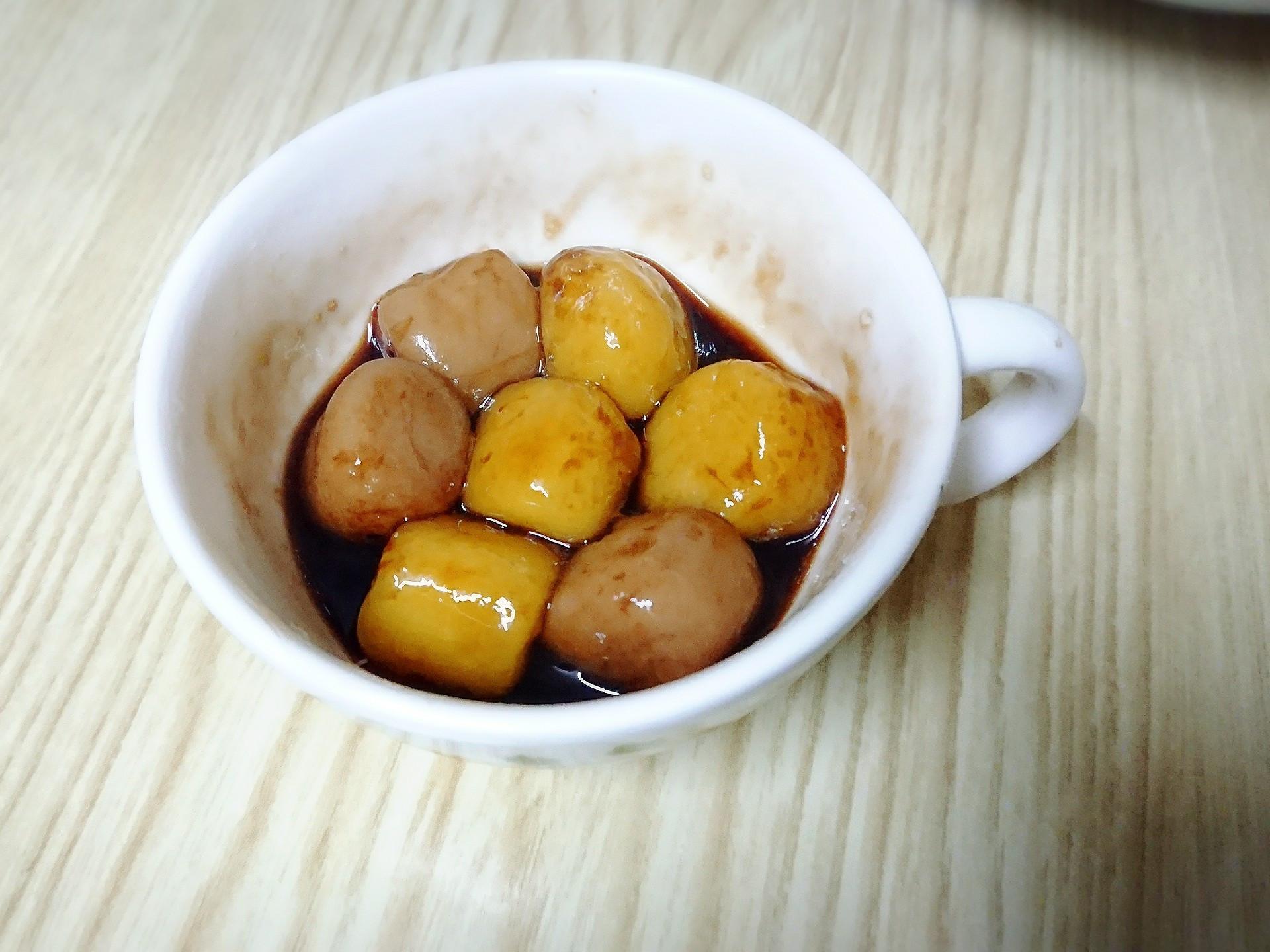 芋圓與地瓜圓 🍴第一次做就上手🍽