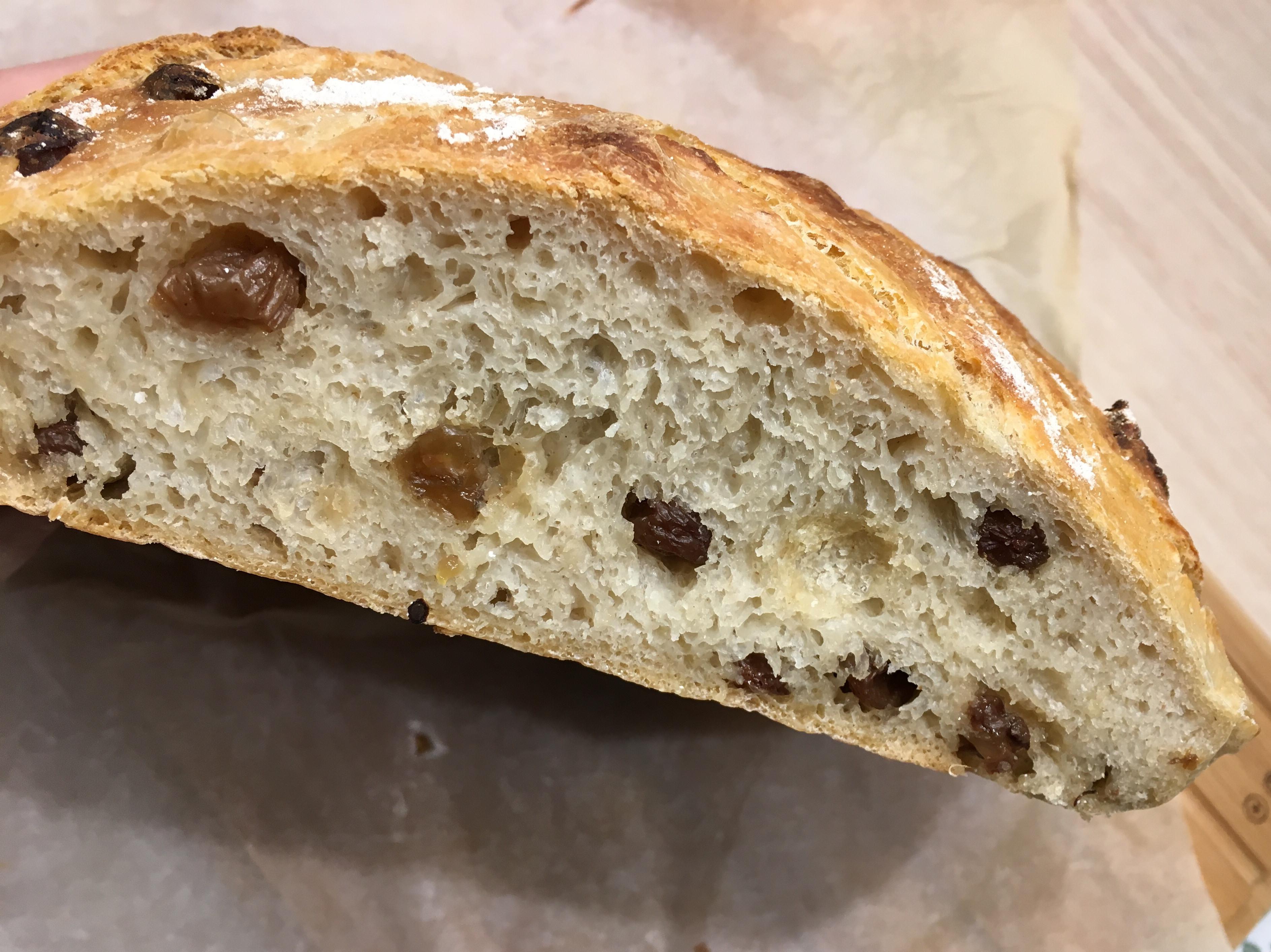 大麥裸麥優格麵包🍪免揉免整形低溫長時