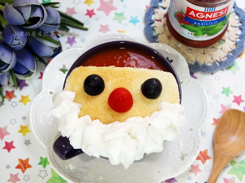 【聖誕老公公】番茄海鮮湯