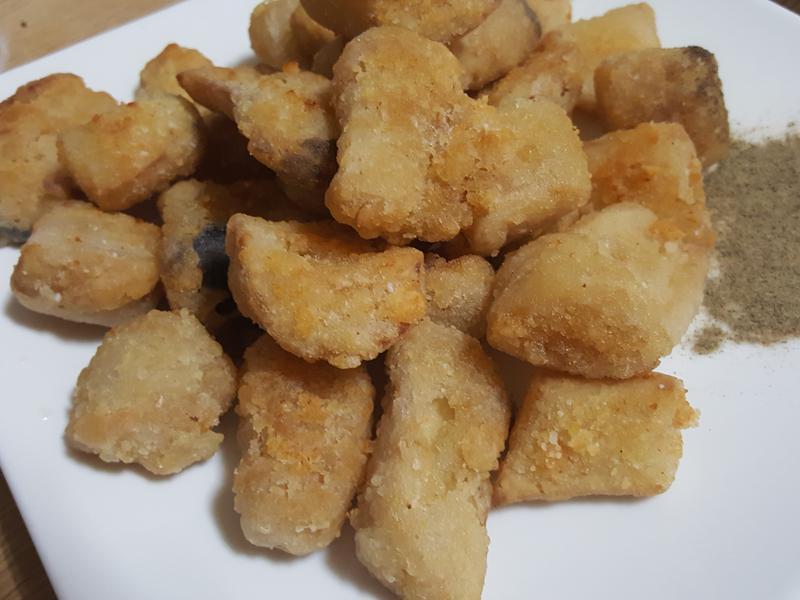 腐乳杏鮑菇