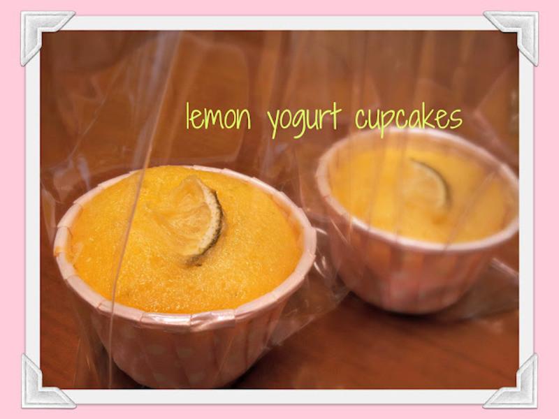 [食譜] 檸檬優格蛋糕- 不用奶油卻有奶油感覺的蛋糕