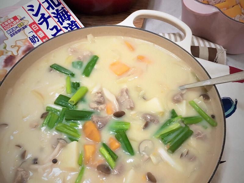 北海道奶油醬