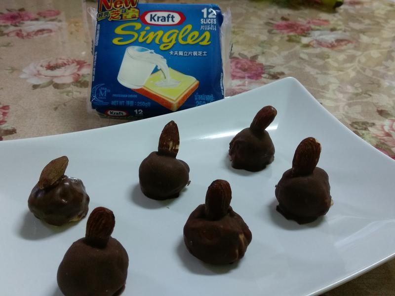 起司巧克力球