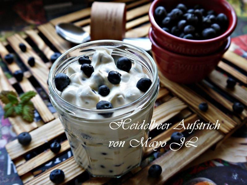藍莓起司抺醬