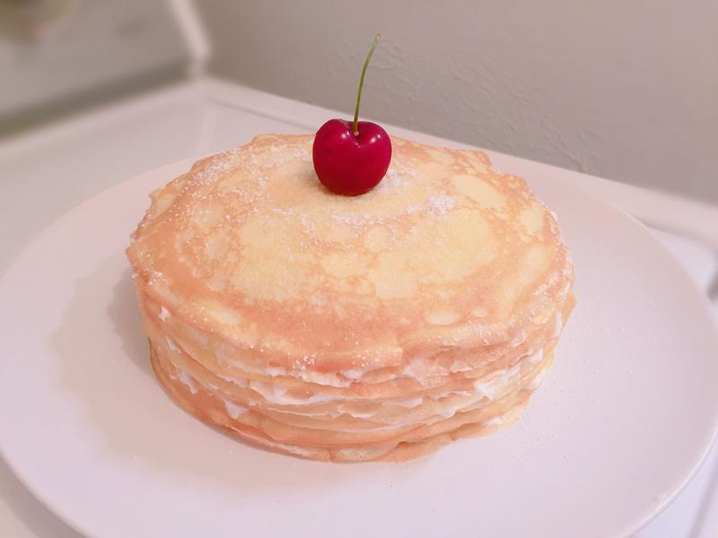 法式千層派蛋糕