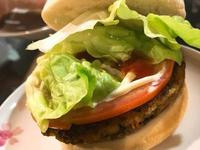 [素食]漢堡豆腐排