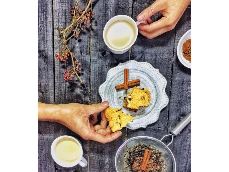 人妻料理~ 香料奶茶