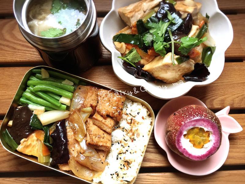 紅燒豆腐(便當菜)