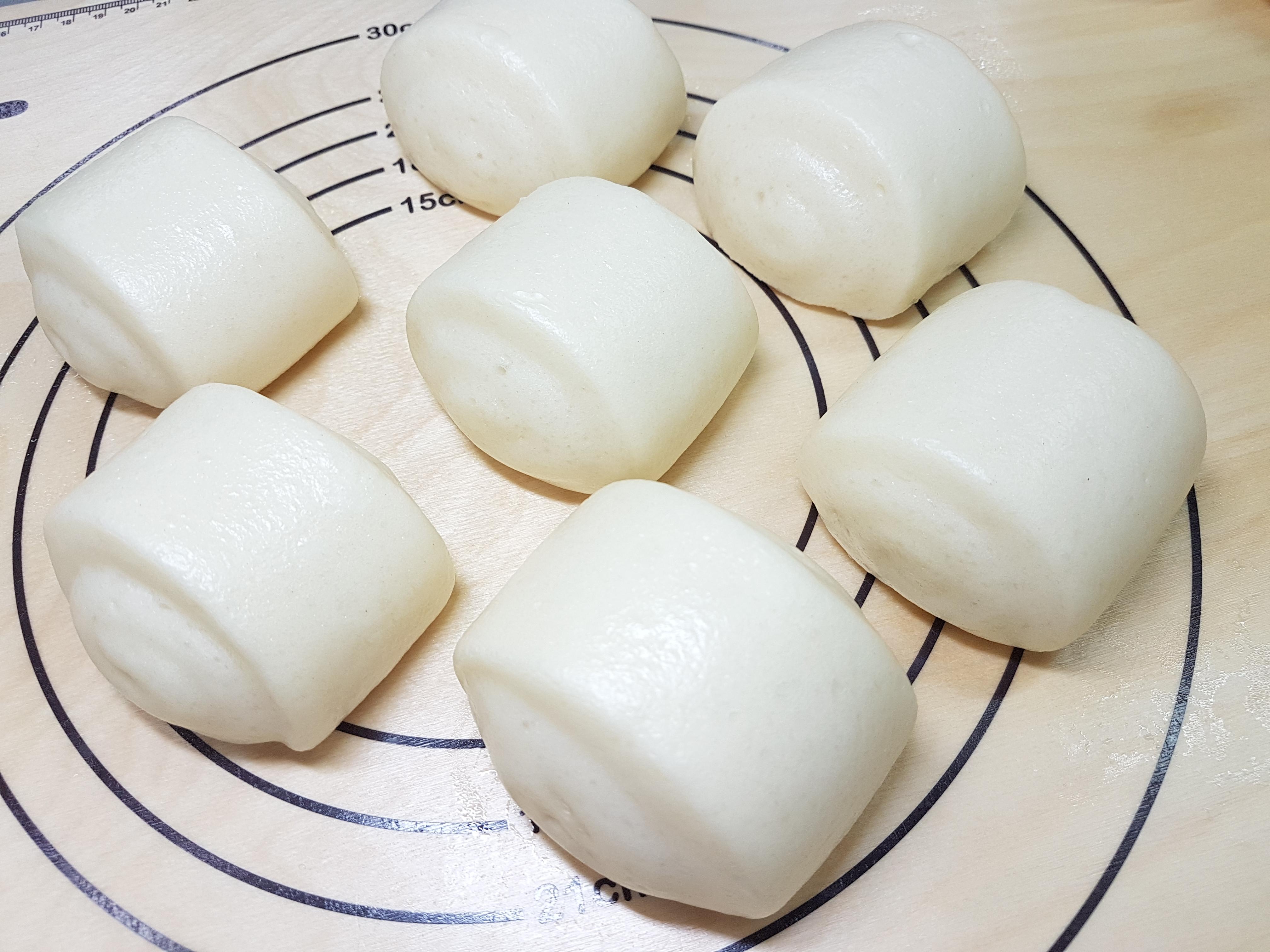 手揉饅頭【麥典實作工坊麵包專用粉】