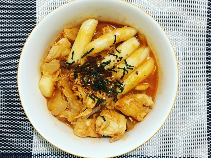 電鍋 韓式辣炒年糕