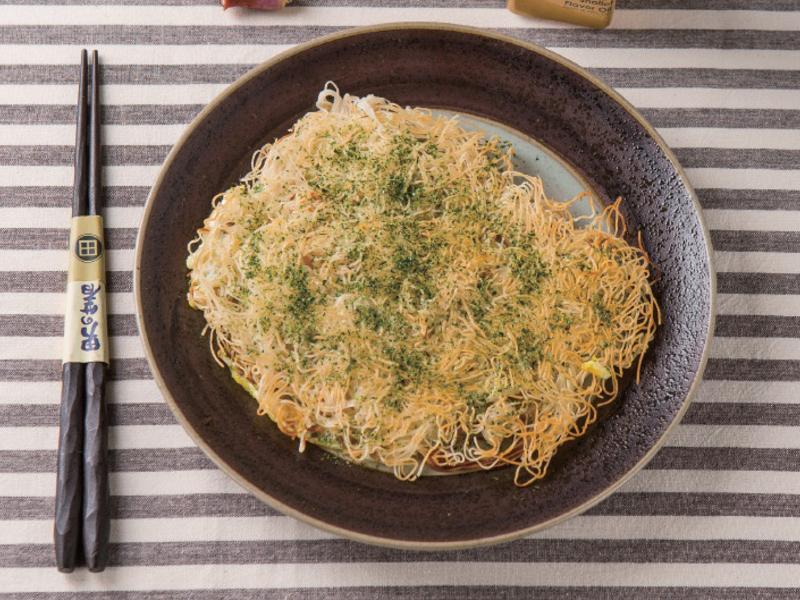 【小磨坊】海鮮麵線煎