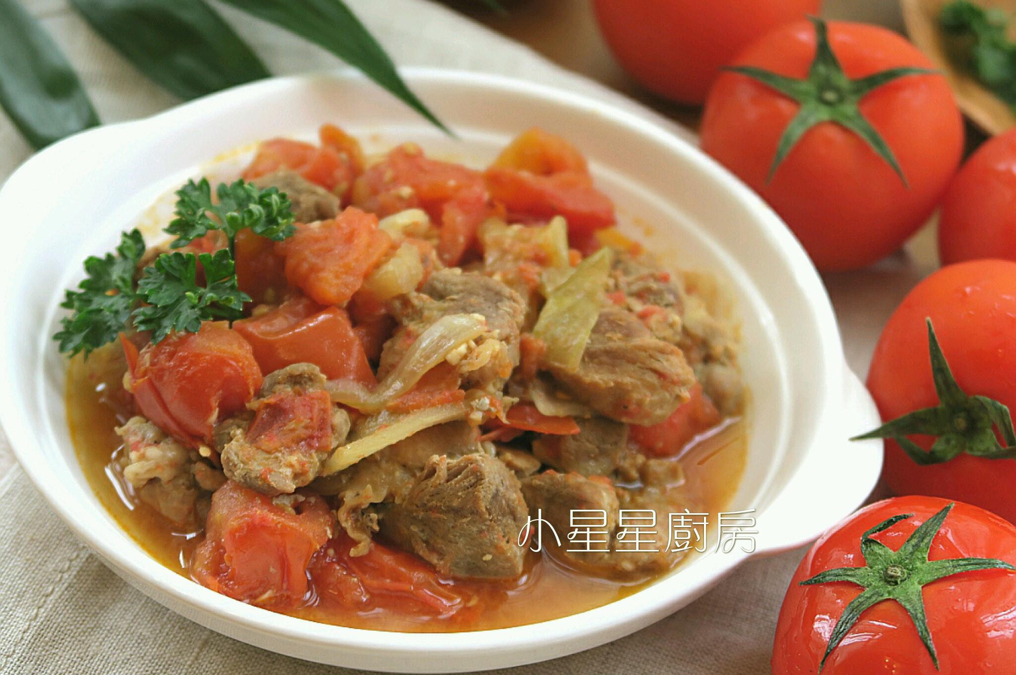 蕃茄洋蔥燉肉